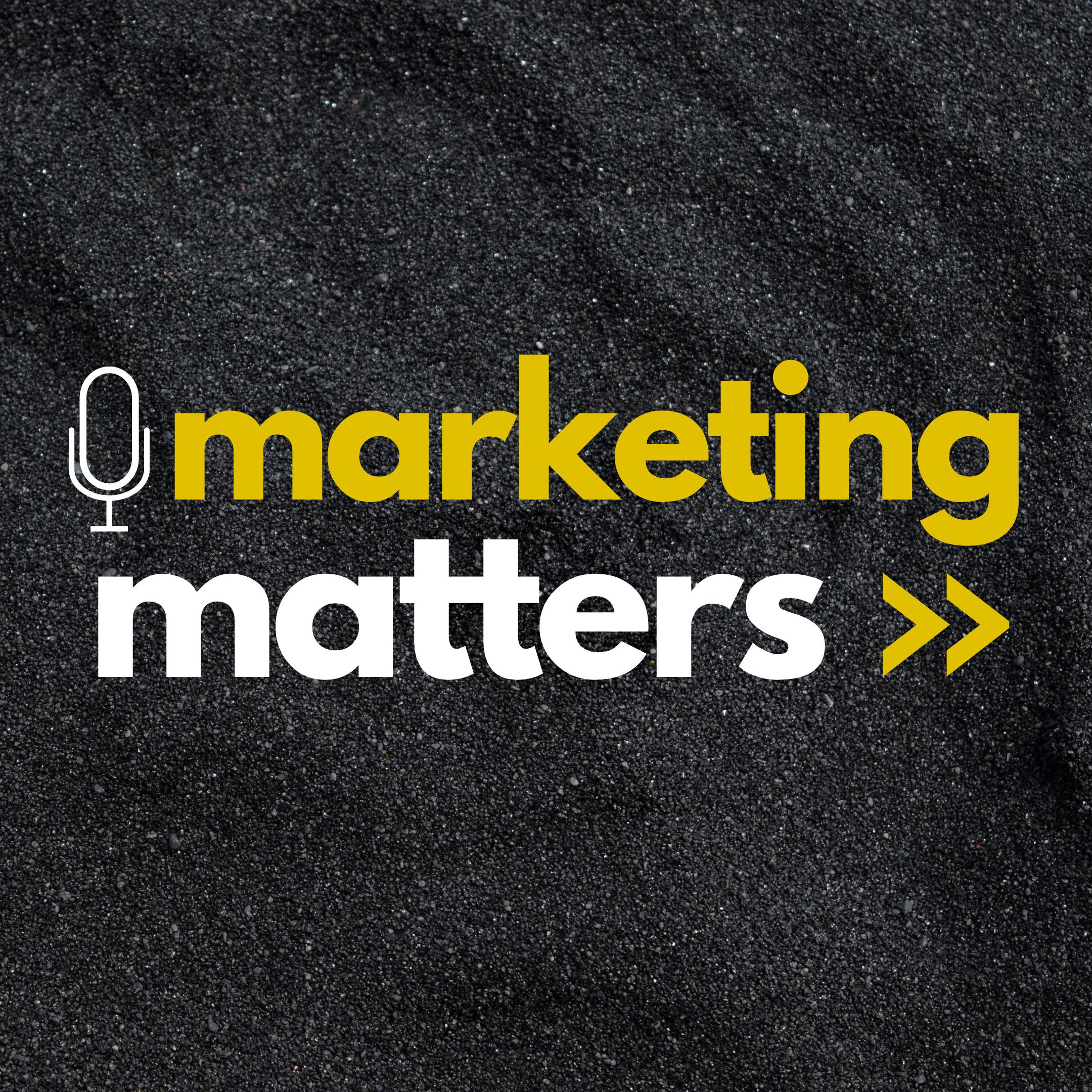 marketing matters podcast
