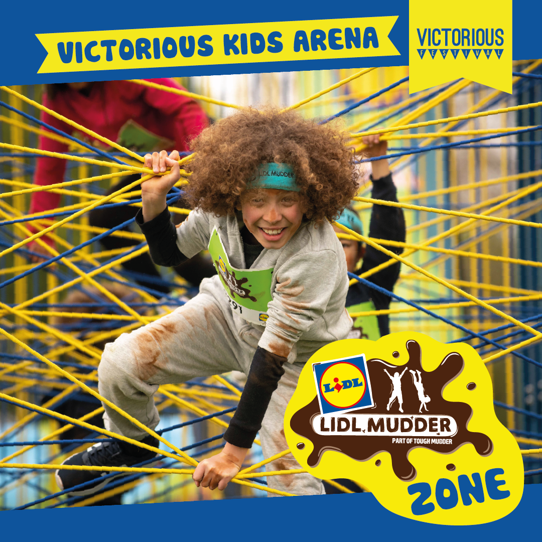Victorious Festival: Kids Arena Announced! 3