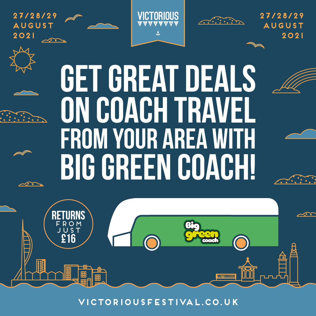 Victorious Festival: Also Appearing Across The Weekend... 3
