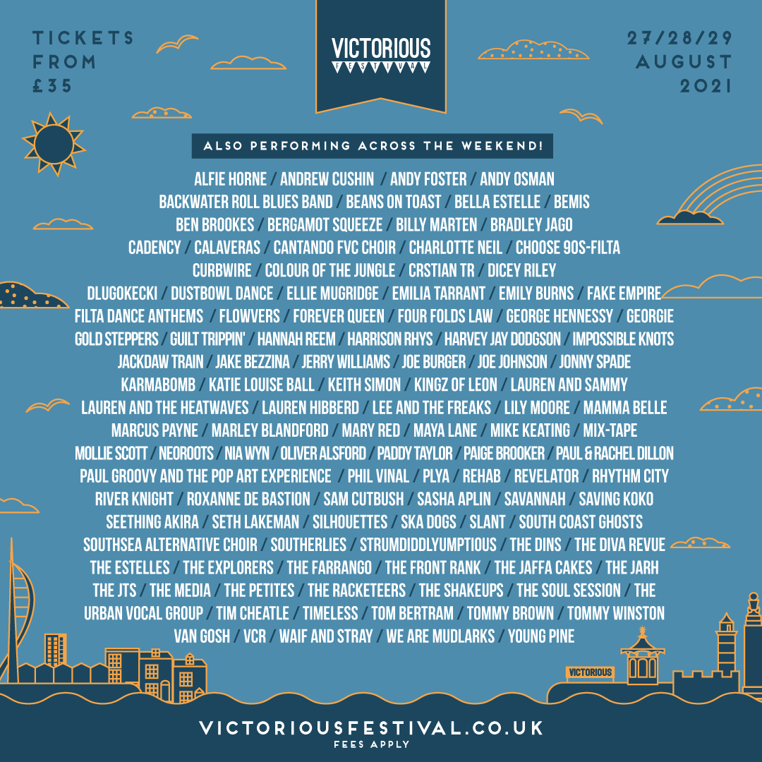 Victorious Festival: Also Appearing Across The Weekend... 2