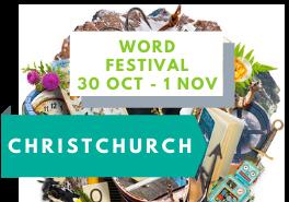 Word Festival Christchurch 30 Oct - 1 Nov 2020