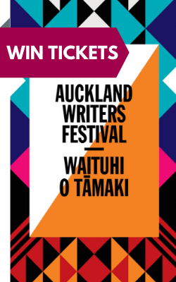 Win Tickets to Auckland Writers Festival