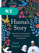 Book Cover Graphic: Husna's Story