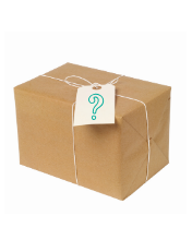 Image: Mystery Book Parcel