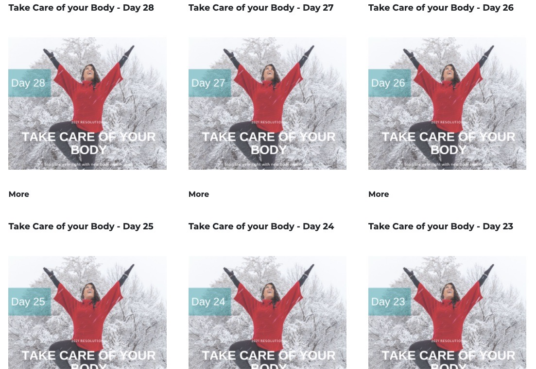 take-care-your-body-day-31