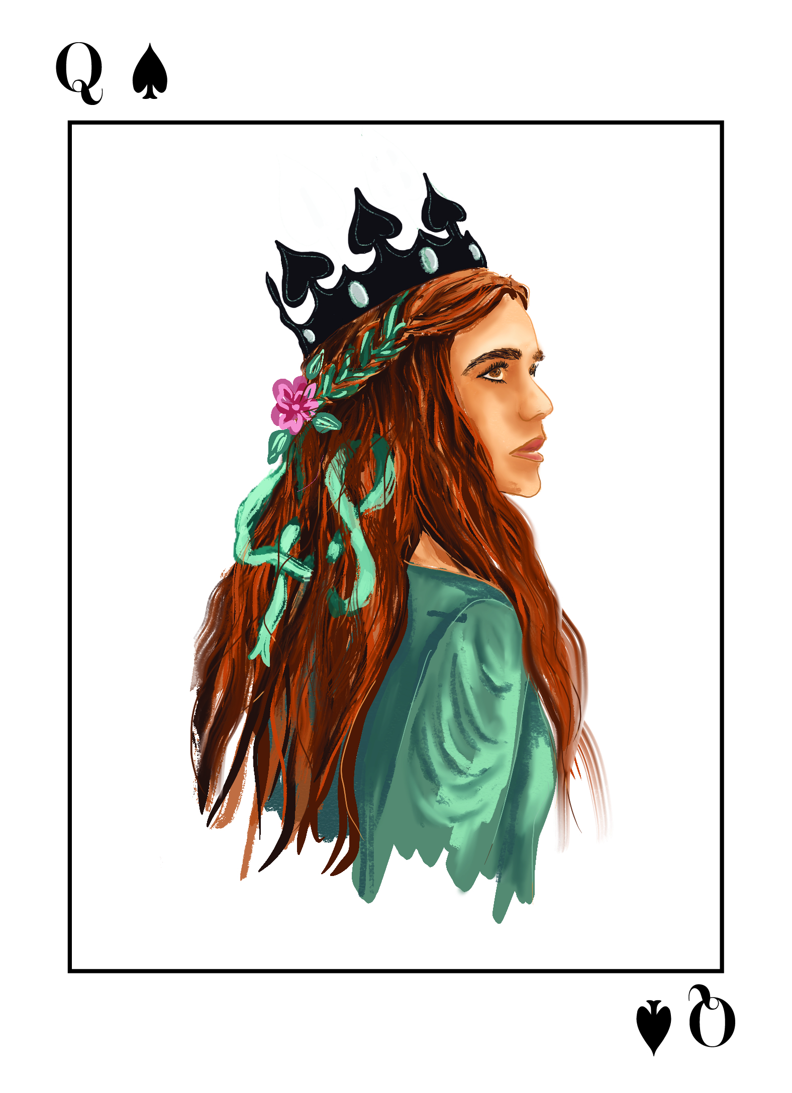 Queen of Spades - Mnemonica and Aronson