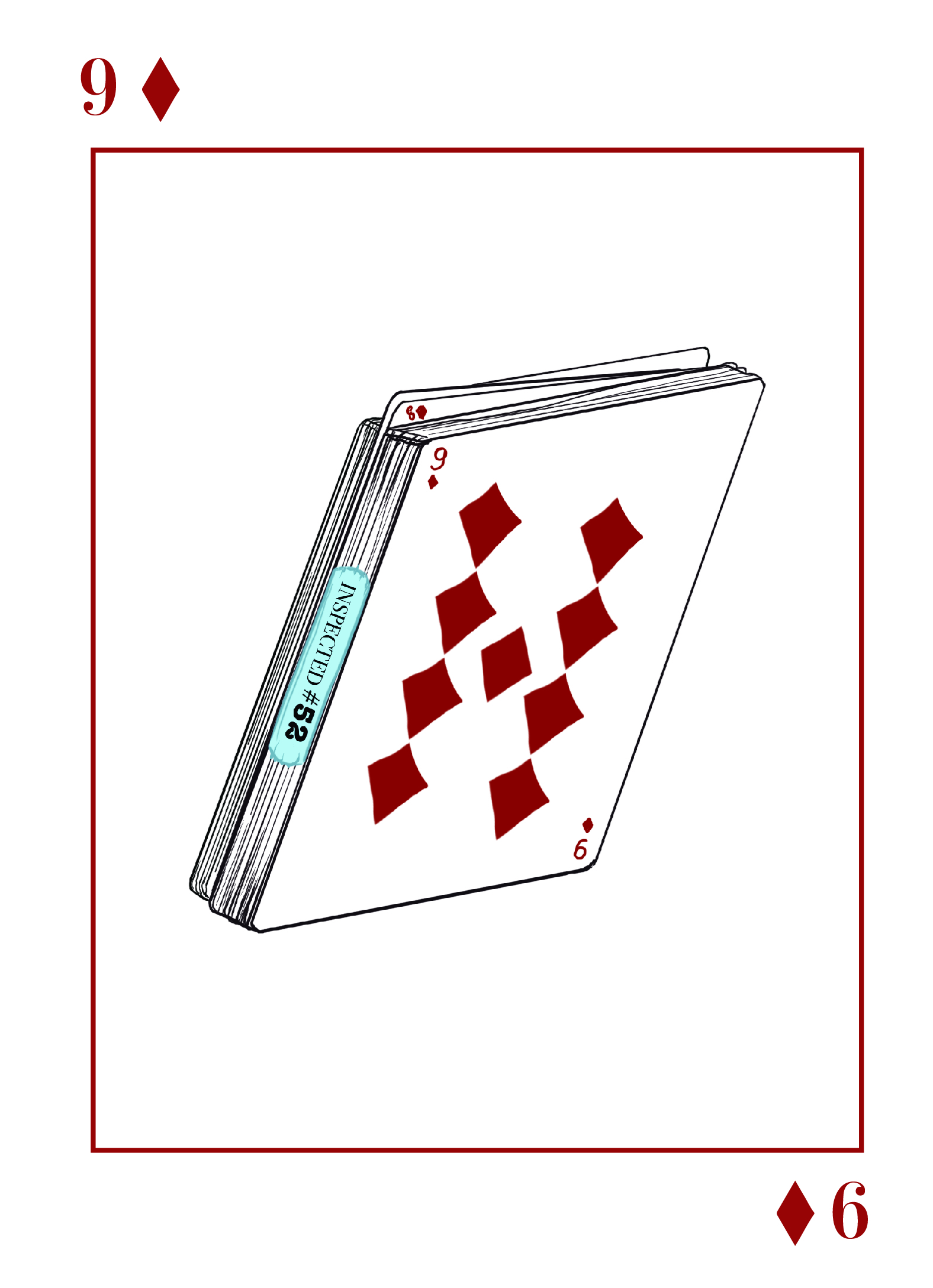 Nine of Diamonds - Mnemonica and Aronson
