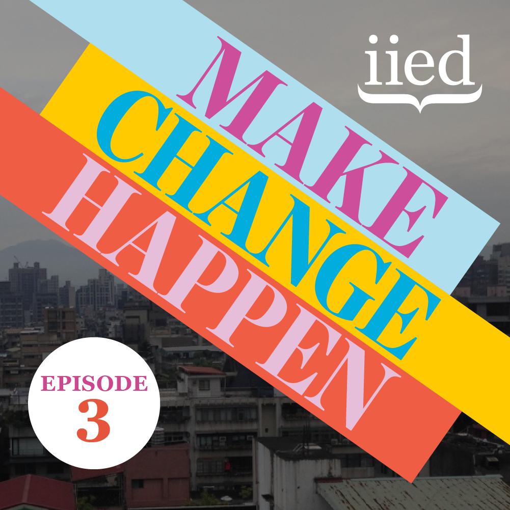Make Change Happen podcast