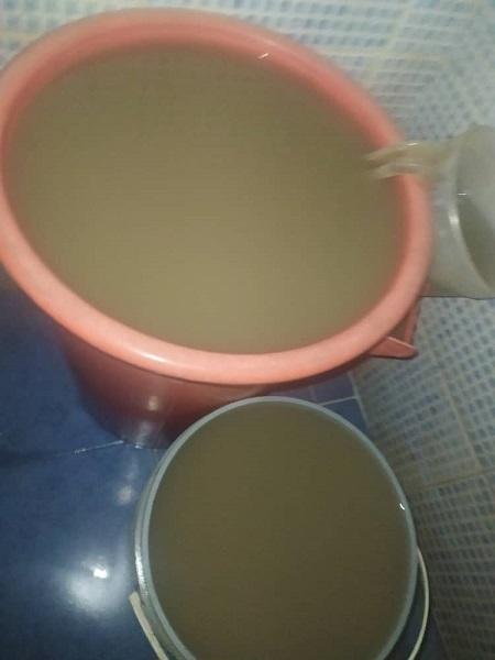 Calidad del agua potable en el sector Manzano Bajo, estado Mérida