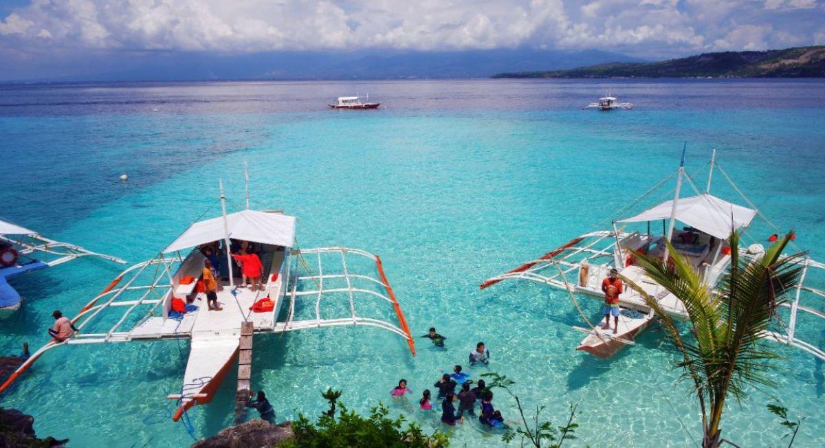 Filipijnen - Sumilon eiland