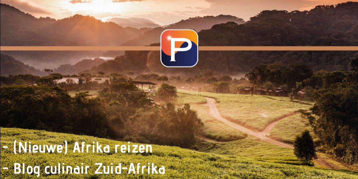 Nieuwsbrief mei - Afrika reizen en blog