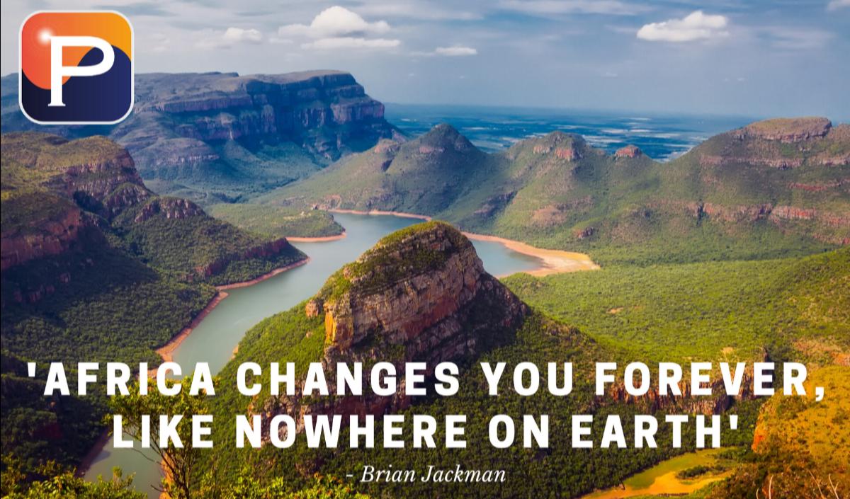 Banner Zuid-Afrika nieuwsbrief