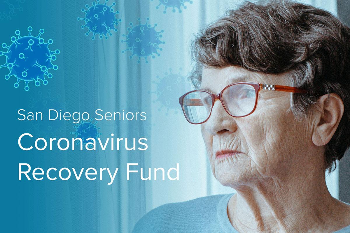 San Diego Seniors Coronavirus Recovery Fund