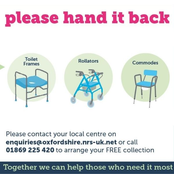 Please hand it back
