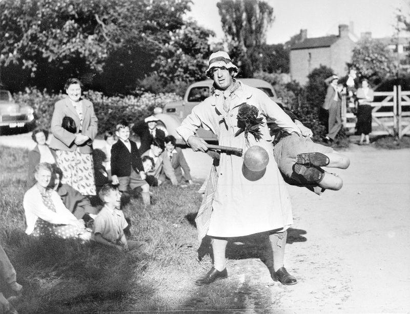 Headington Quarry Morris Dancers, 1953