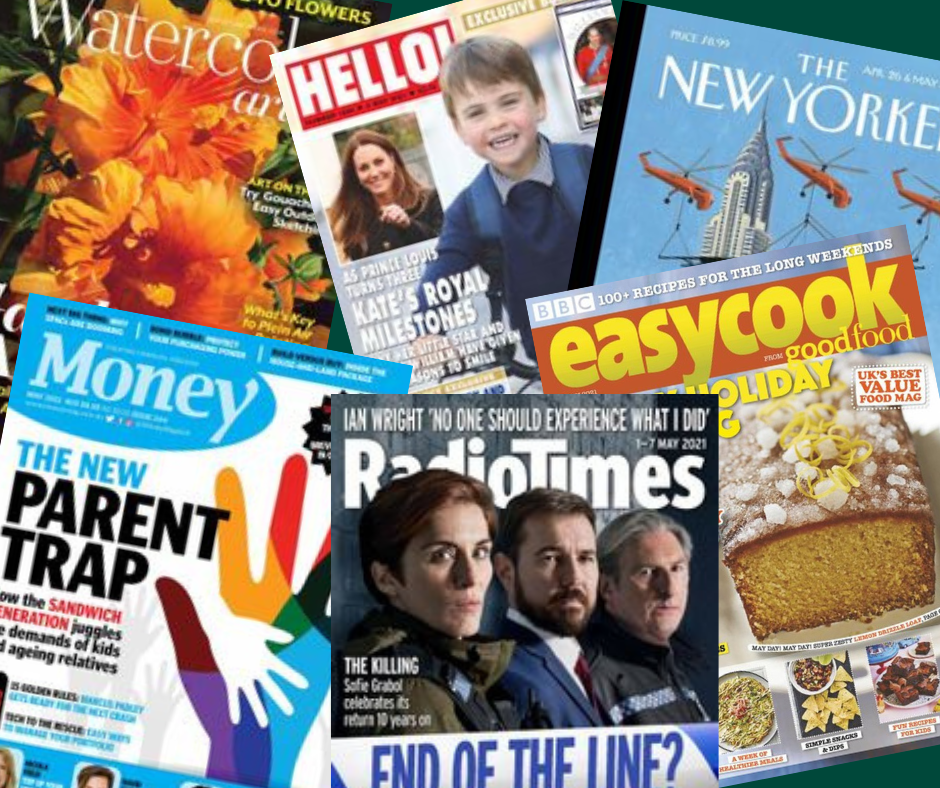 eMagazines from Overdrive