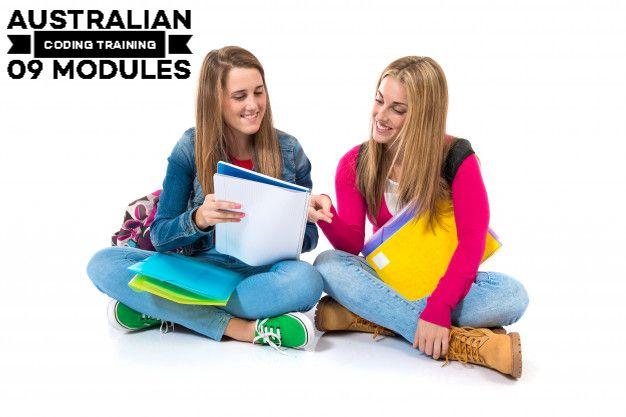 australian coding training