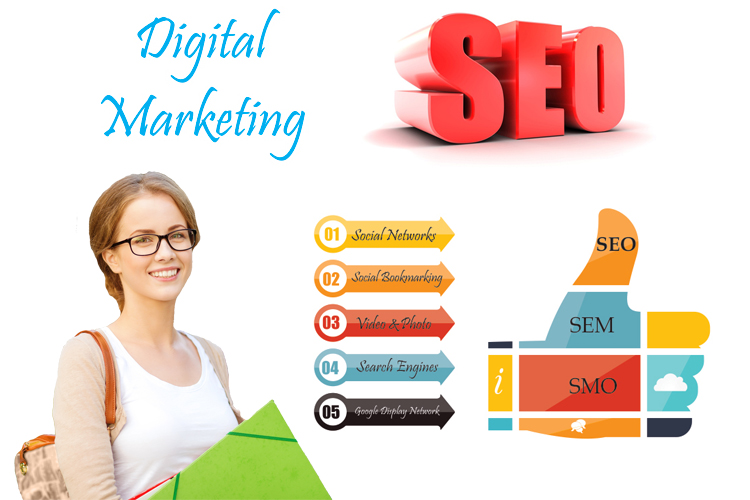 digital marketing training and digital amrketing services in Warangal