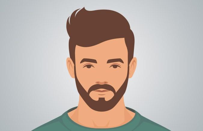 beard transplant cost in Venkatapur