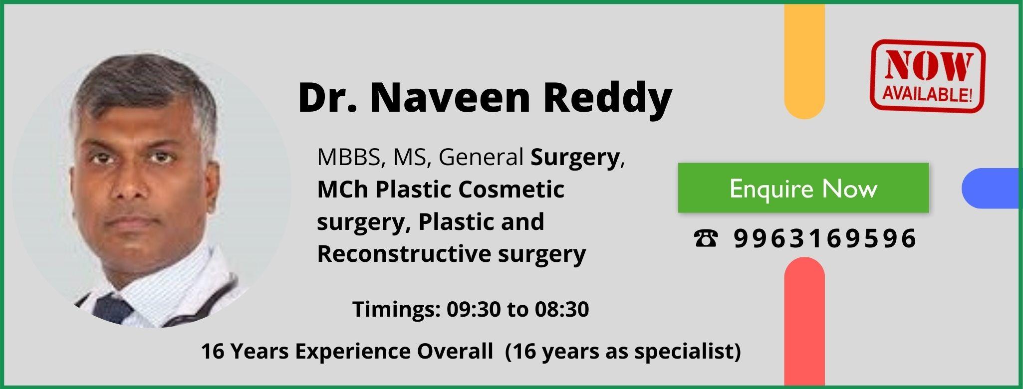 dr naveen reddy