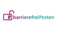 #barrierefreiPosten-Logo
