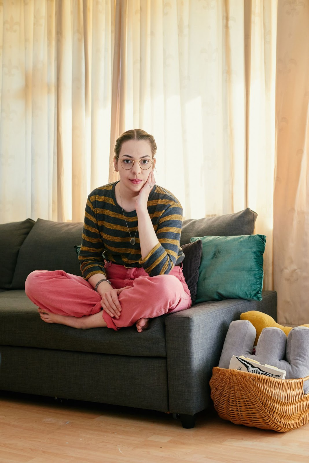 Edith Arnold (Fotograf: Henning Kretschmer)