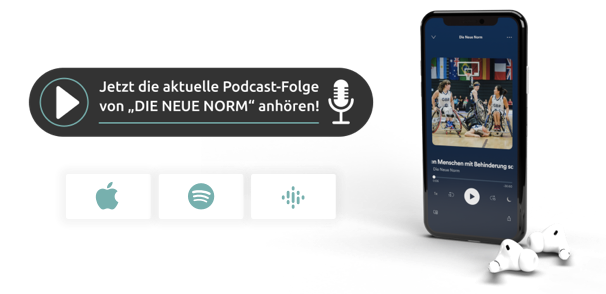 """Jetzt die aktuelle Podcast-Folge von """"Die Neue Norm"""" anhören!"""