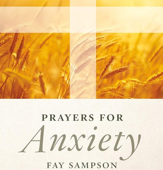 Image of the cover of 'Prayers for Anxiety'