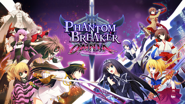 Rocket Panda Games Announces Phantom Breaker: Omnia for Worldwide Release in 2021