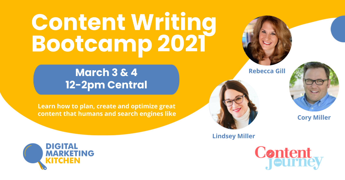 Content Writing Bootcamp