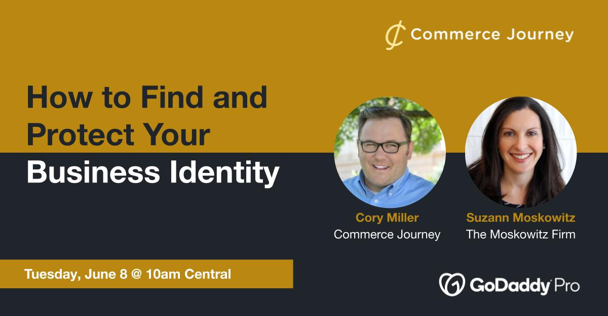 How to Find and Protect Your Business Identity