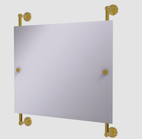 Landscape Mirror from Allied Brass