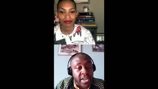 Larry Ossei-Mensah in conversation with Alex Delotch Davis